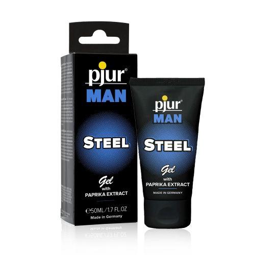 Crème Man Steel