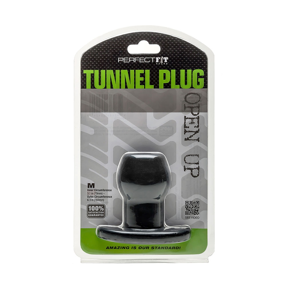 Plug Anal Tunnel Plug Medium
