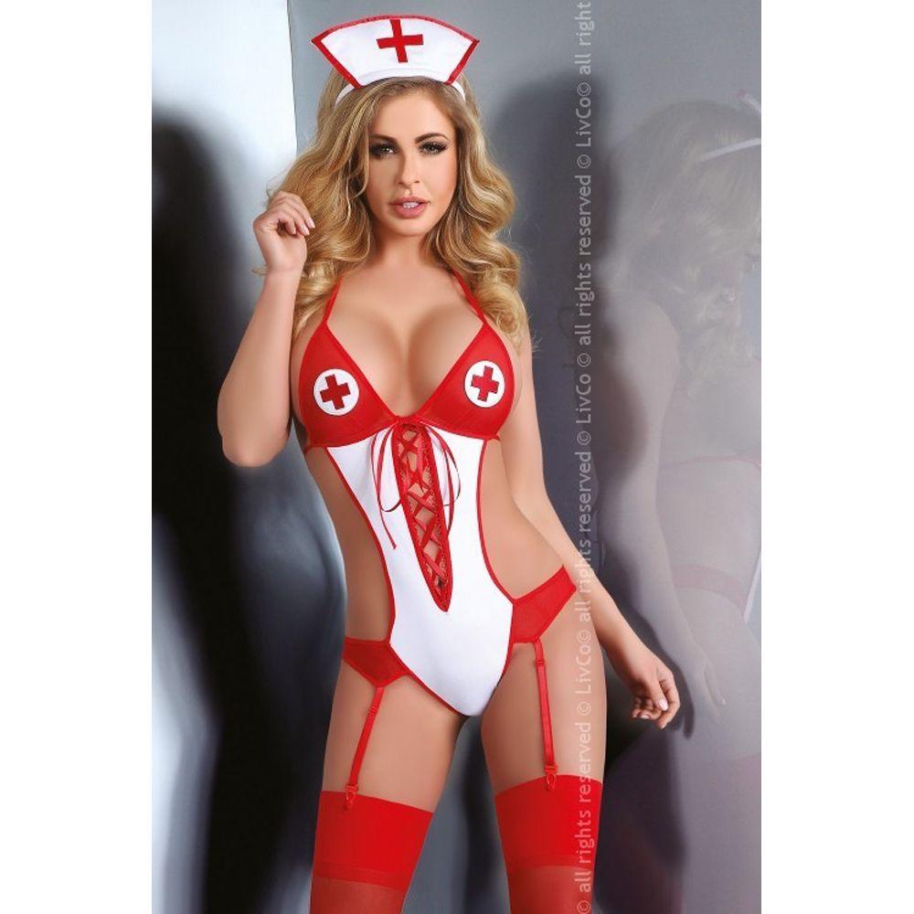 Body Infirmière Cascadia 2 Pièces