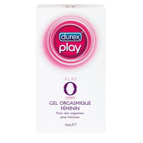 Gel Orgasmique Féminin Play O