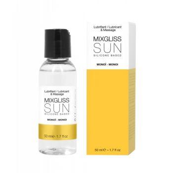 Lubrifiant Monoï Silicone Sun 50 ml
