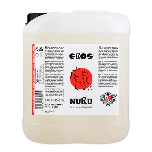 Gel de Massage Nuru 5 L