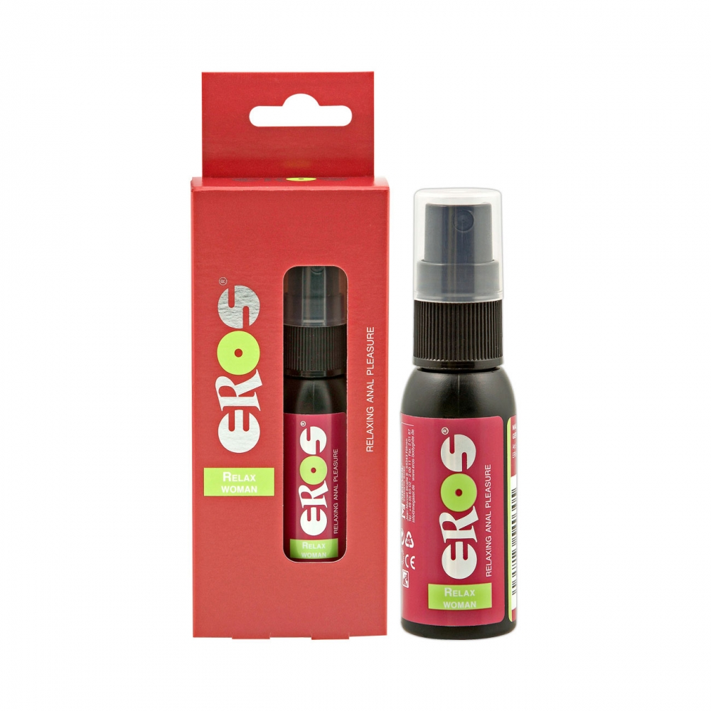 Spray Anal pour Femme Relax Woman