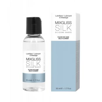 Lubrifiant Fleur de Soie Silicone Silk 50 ml