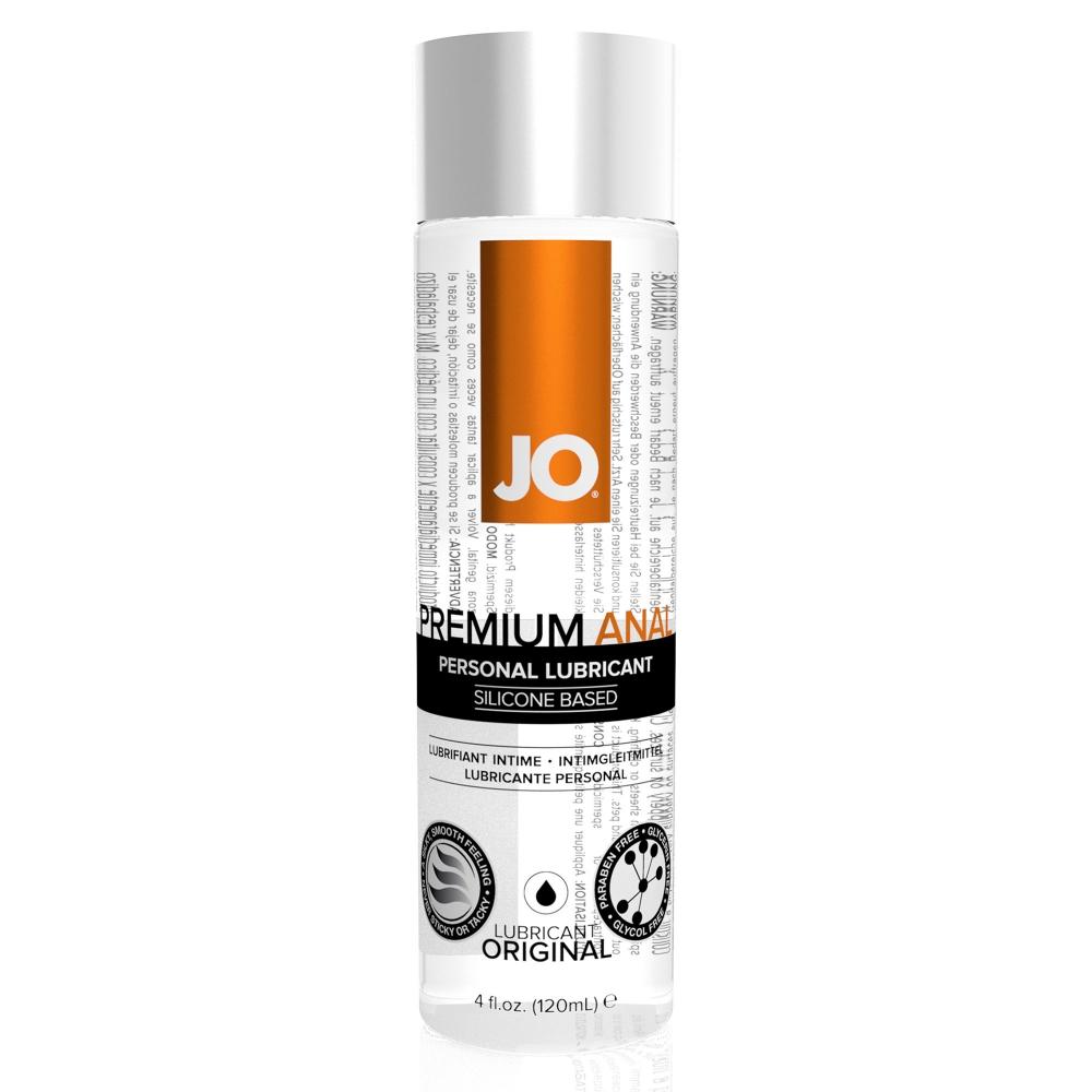 Lubrifiant Silicone Premium Anal Original 120 ml