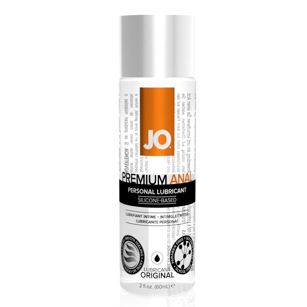 Lubrifiant Silicone Premium Anal Original 60 ml