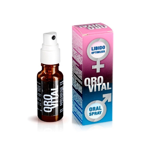 Spray Aphrodisiaque Oral Orovital