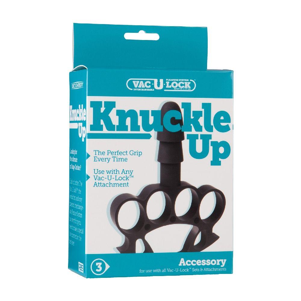 Poing Américain Vac-U-Lock Knuckle Up
