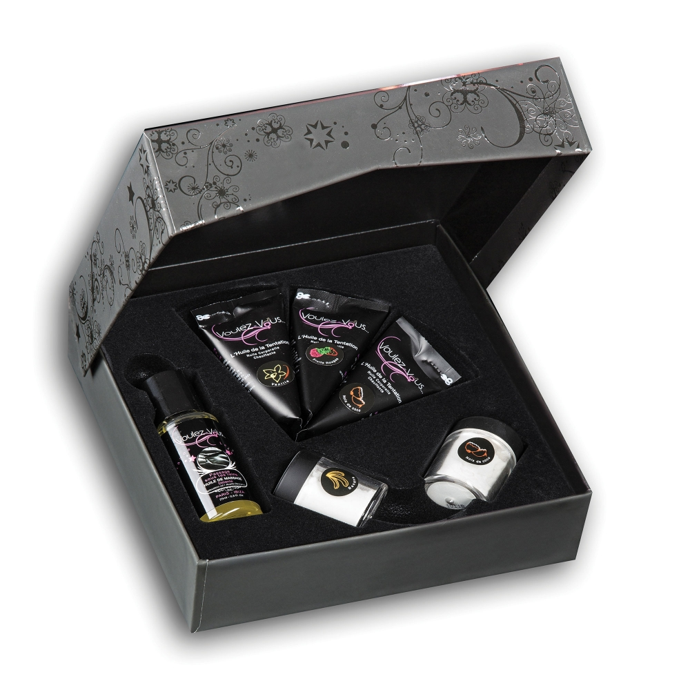 Coffret de Massage Cocktail