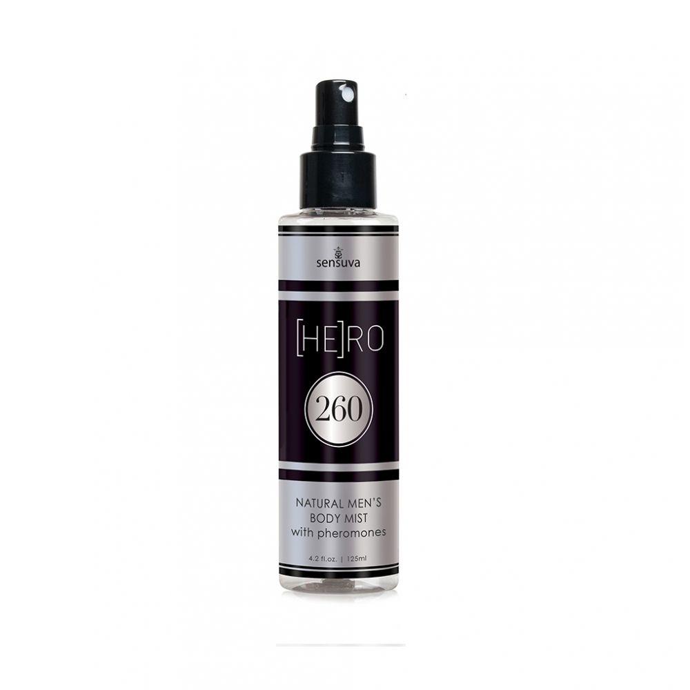 Spray aux Phéromones Hero 260 Pour Homme