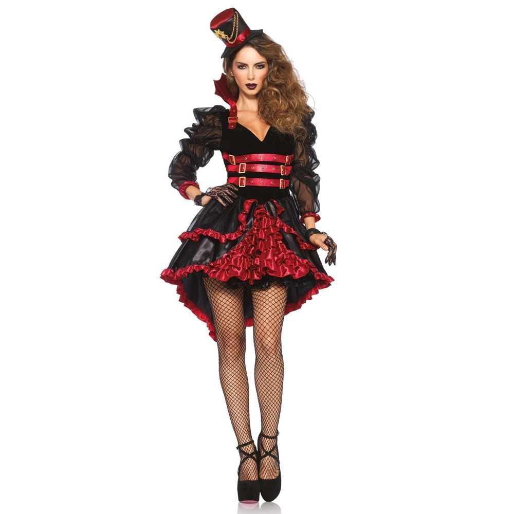 Costume Robe Victorian Vamp