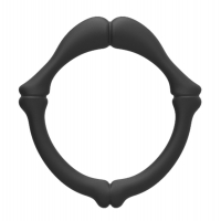 Cockring Bones Ring Noir