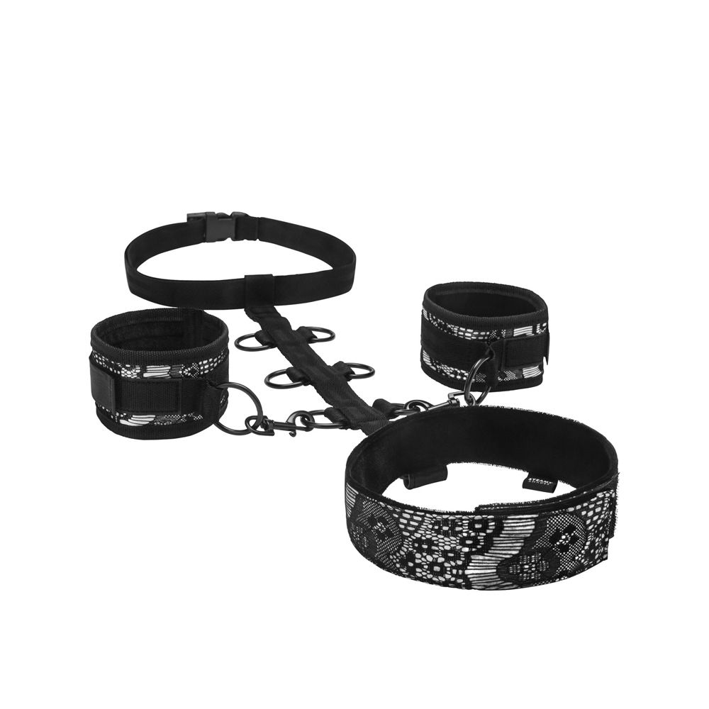 Kit d'Attaches Neck & Wriststraints