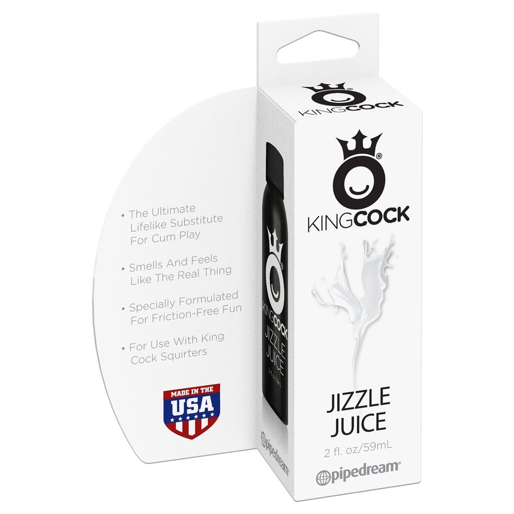 Jizzle Juice 59 mL King Cock