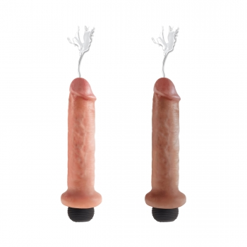Dildo Ejaculateur 17,8 cm King Cock
