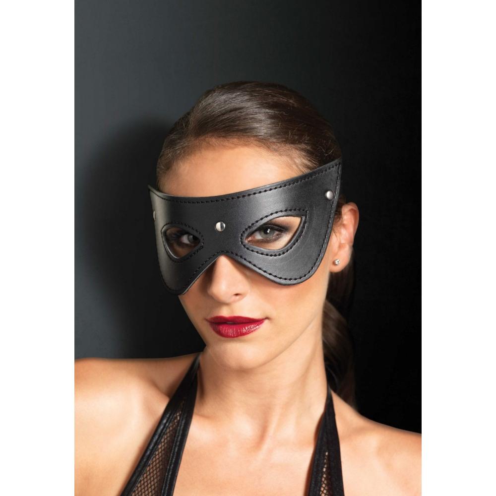 Masque Clouté Noir