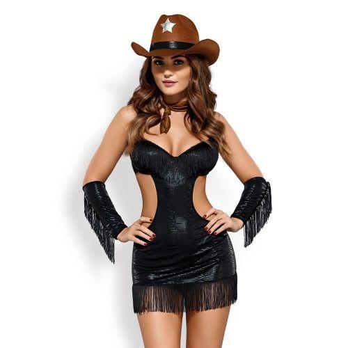 Costume Sherif Sheriffia Set