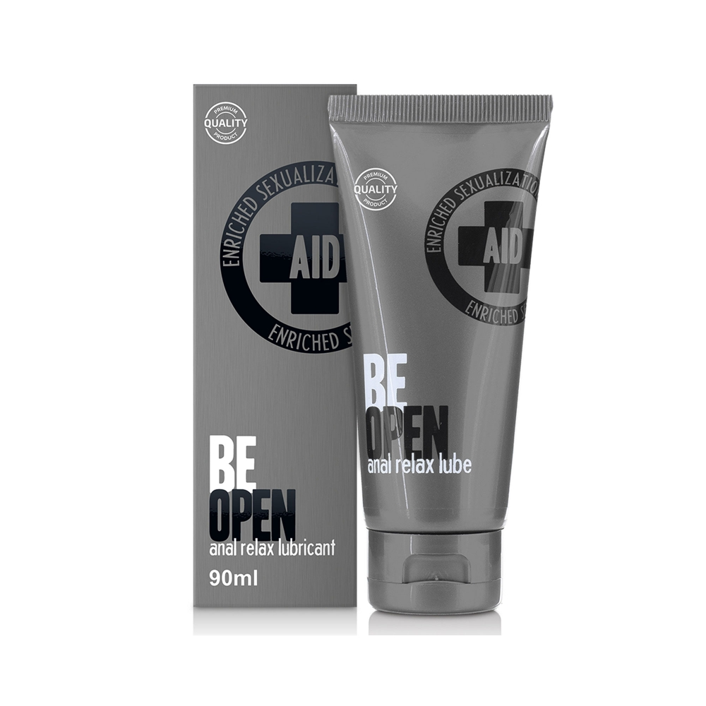 Lubrifiant Relaxant Anal AID Be Open 90 ml