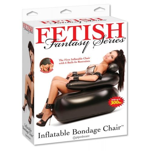 Fauteuil Gonflable Inflatable Bondage Chair