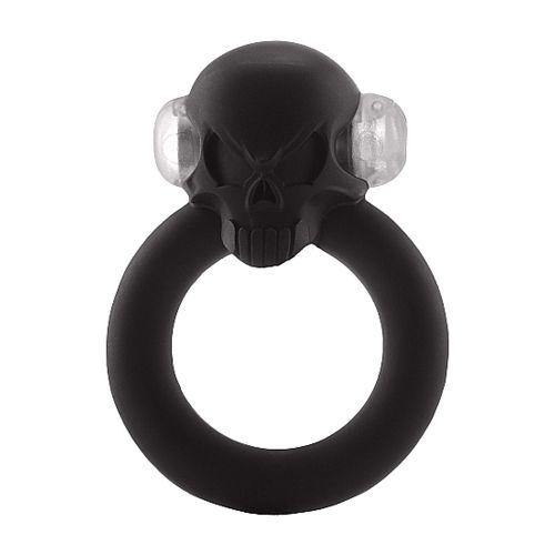 Anneau Vibrant Shadow Skull