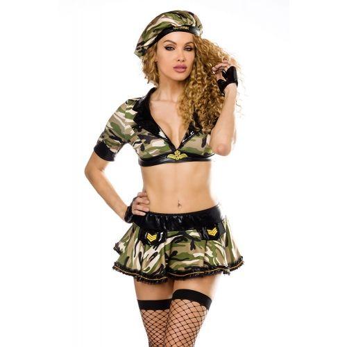 Costume Militaire Camouflage & Wetlook