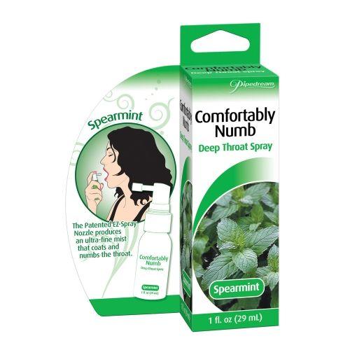 Spray Désensibilisant Sexe Oral Menthe