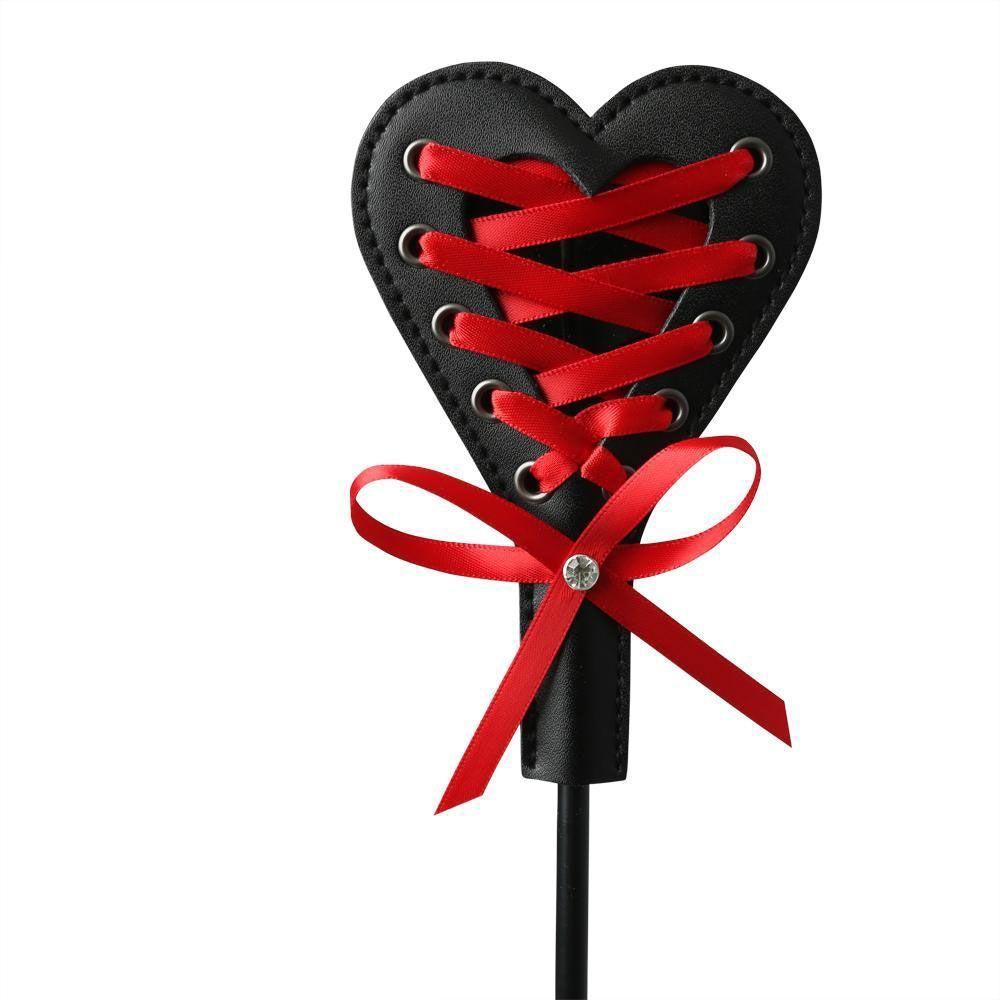 Cravache Coeur Heart Beat Crop