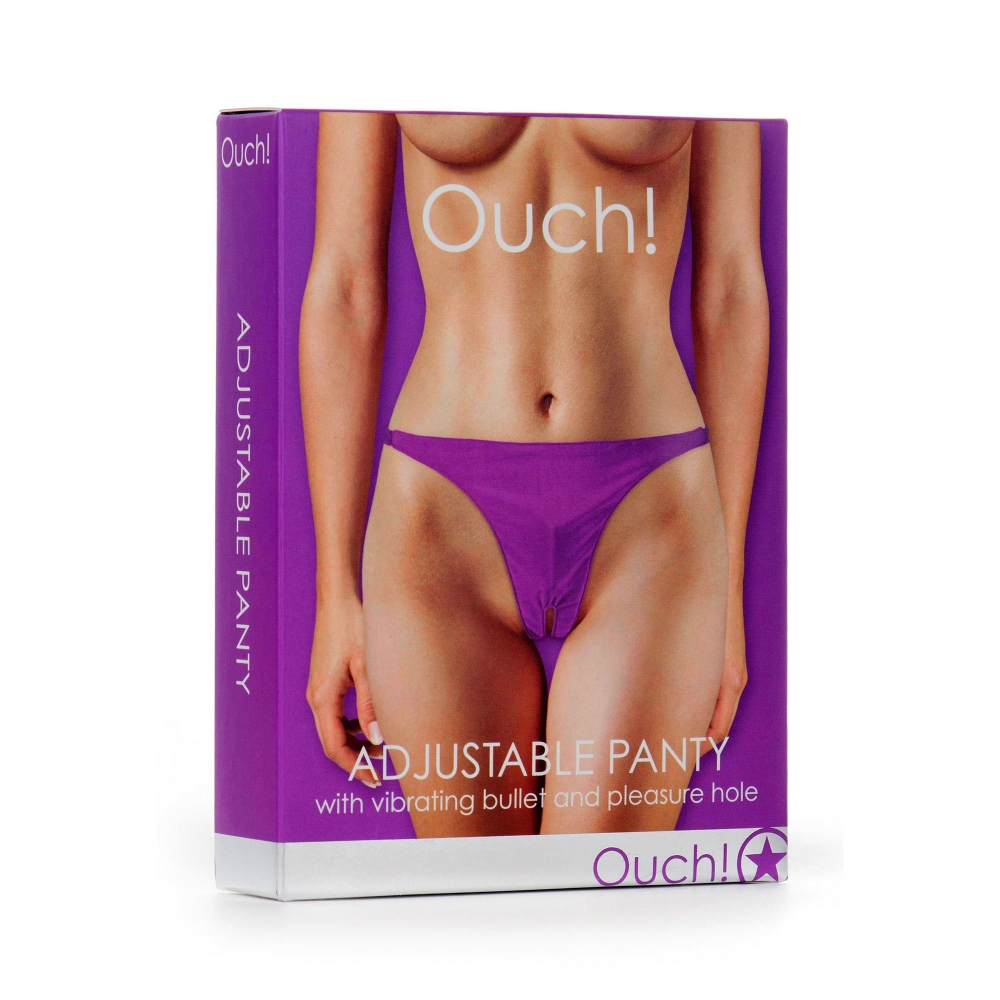 String Ouvert Ajustable Vibrant