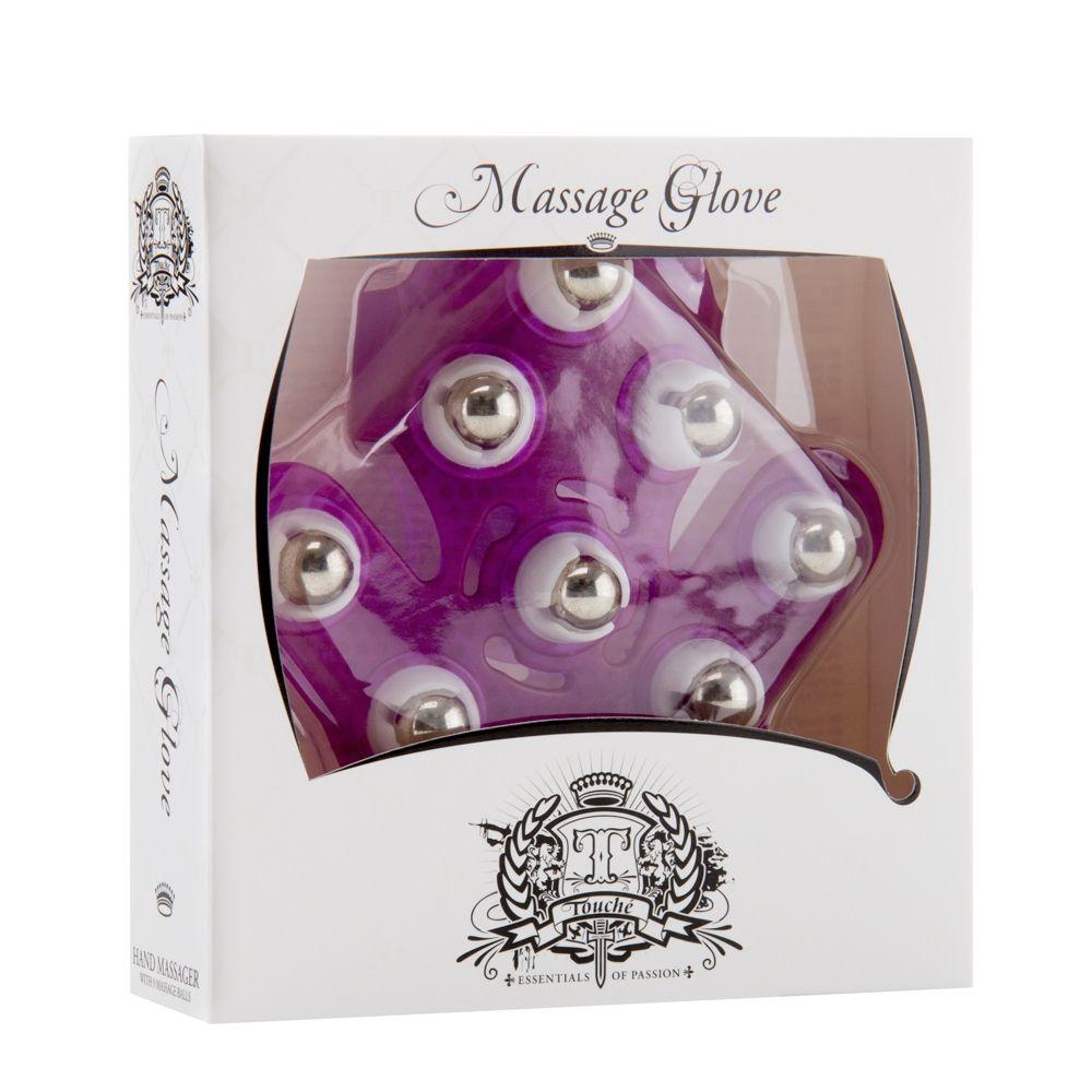 Massage Glove Billes