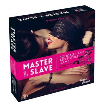 Jeu de Bondage Master & Slave