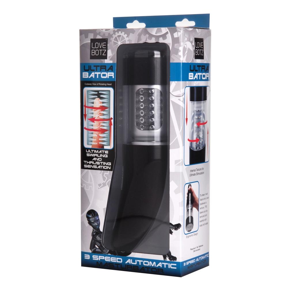Masturbateur Automatique Rotatif Ultra Bator