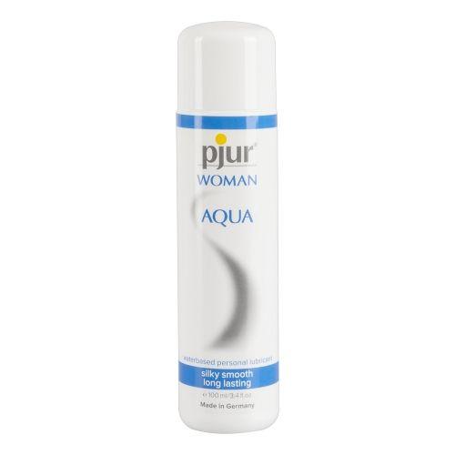 Lubrifiant Eau Woman Aqua