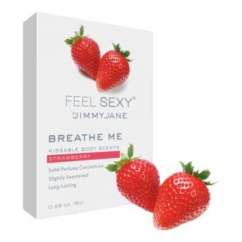 Baume Parfumé Breathe Me Fraise