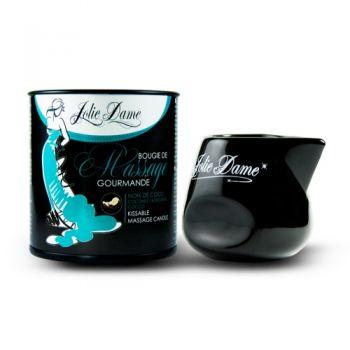 Bougie de Massage Gourmande Noix de Coco