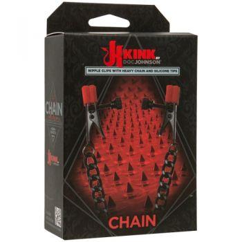 Pinces à Seins Chain