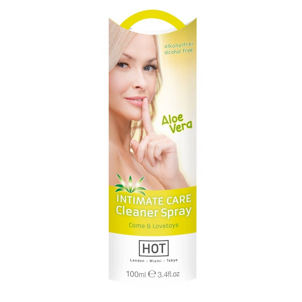 Spray Nettoyant Cleaner Spray Intimate Care