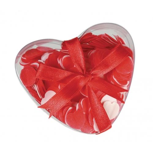 Confettis de Bain Coeurs