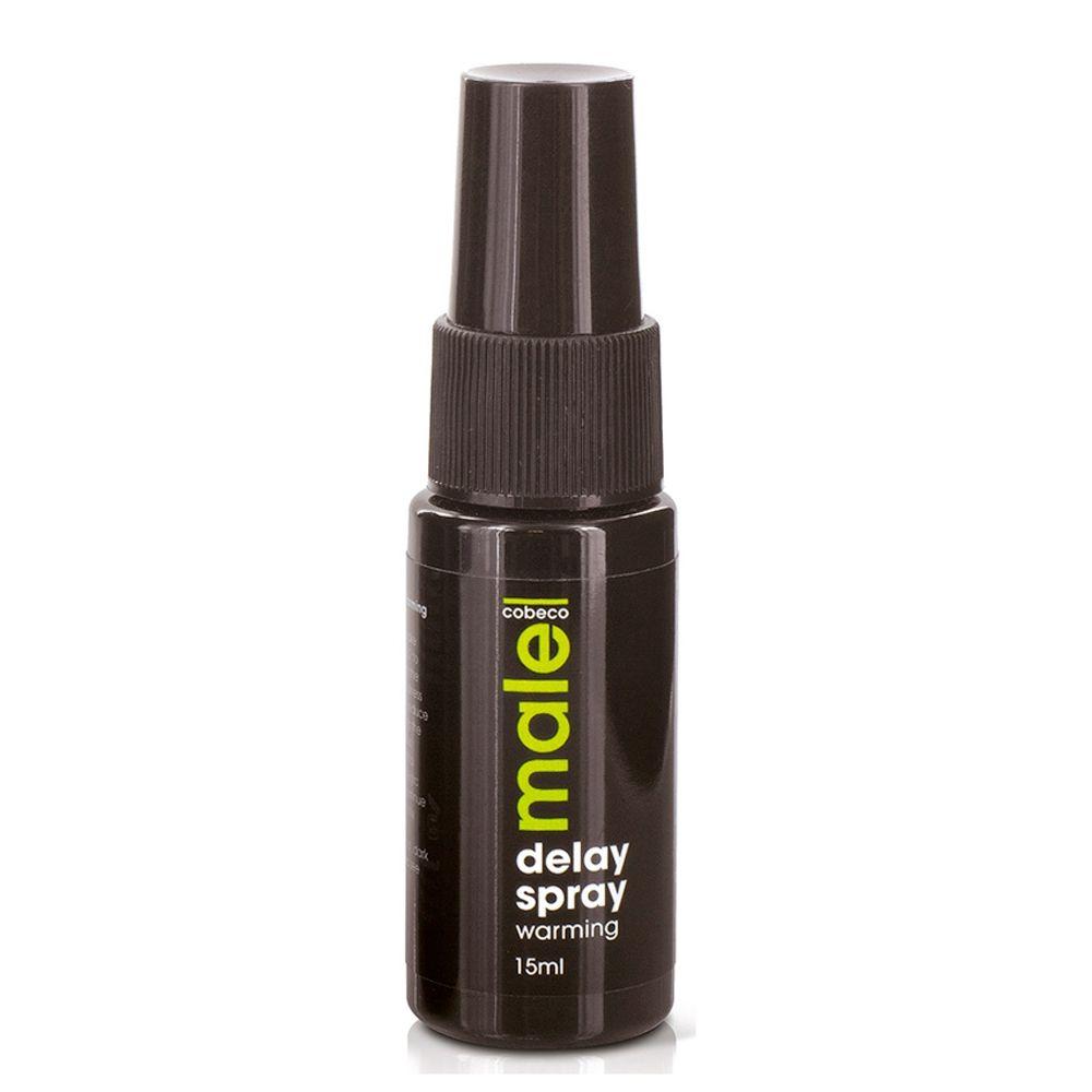 Spray Retardant Chauffant Male