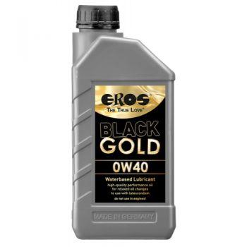 Lubrifiant Eau Black Gold OW40 1 L