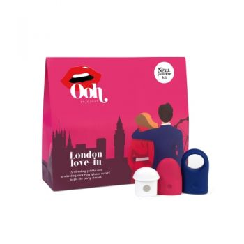 Coffret London Love-In