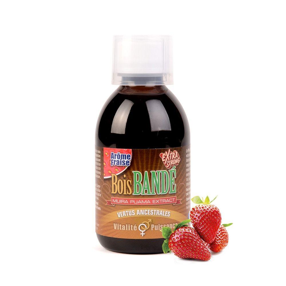 Bois Bandé Vertus Ancestrales 200 ml Funline Fraise