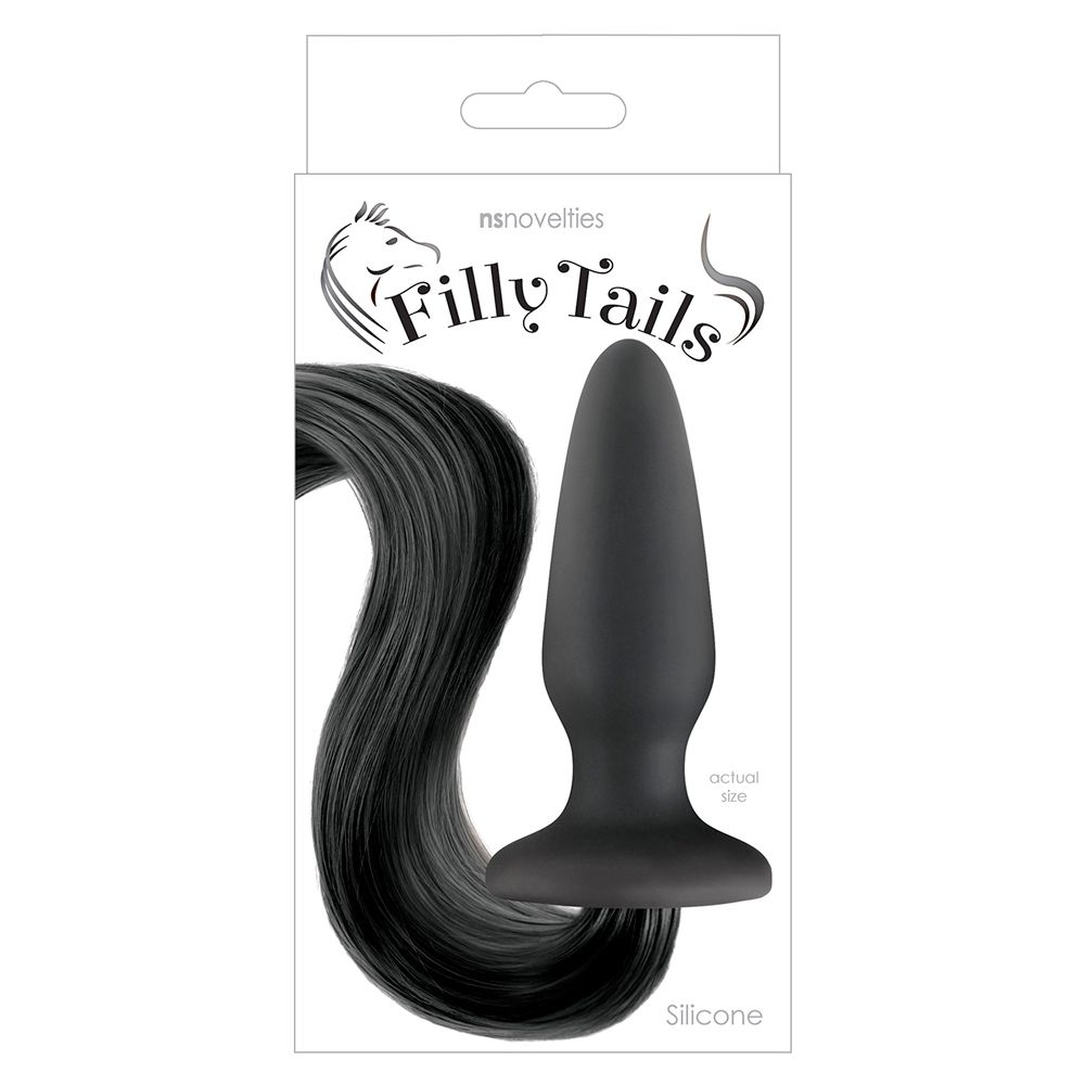 Plug Anal Filly Tails