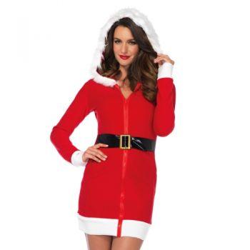 Robe Mère Noël Cozy Santa