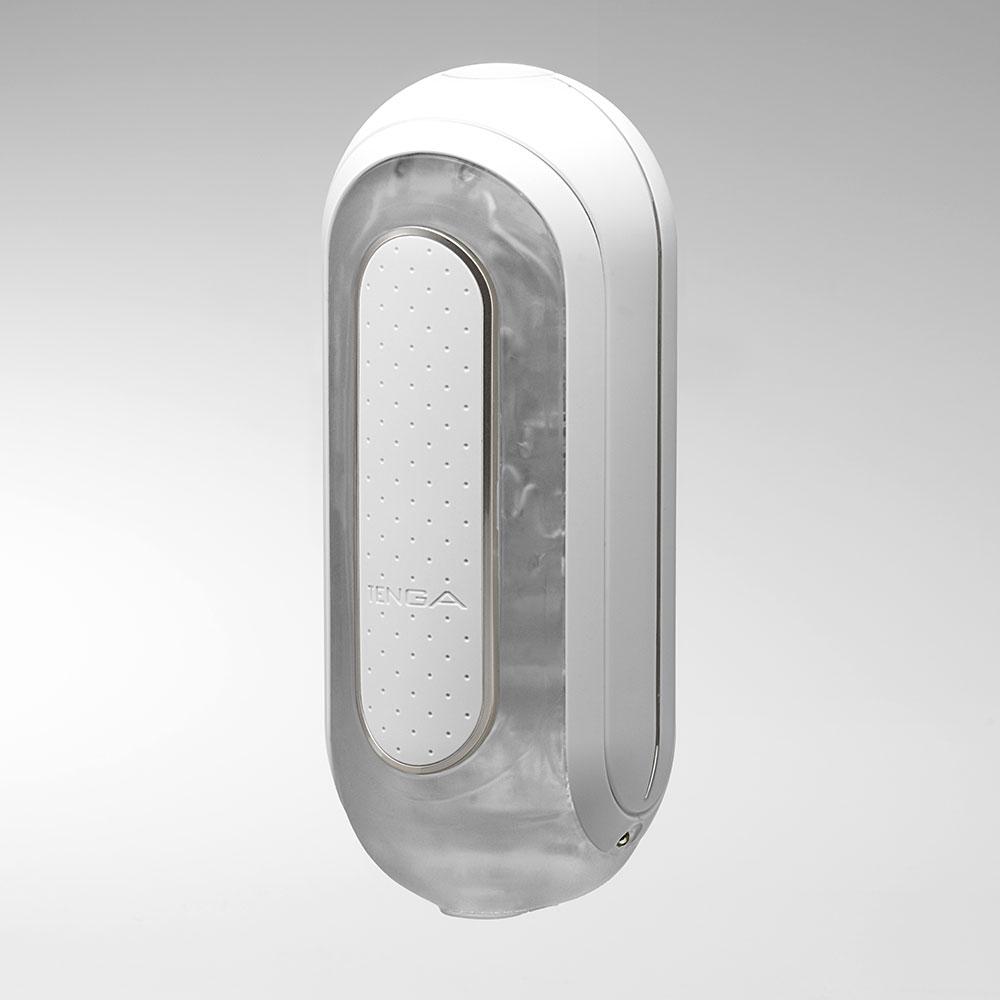 Masturbateur Flip Zero 0 Electronic Vibration White