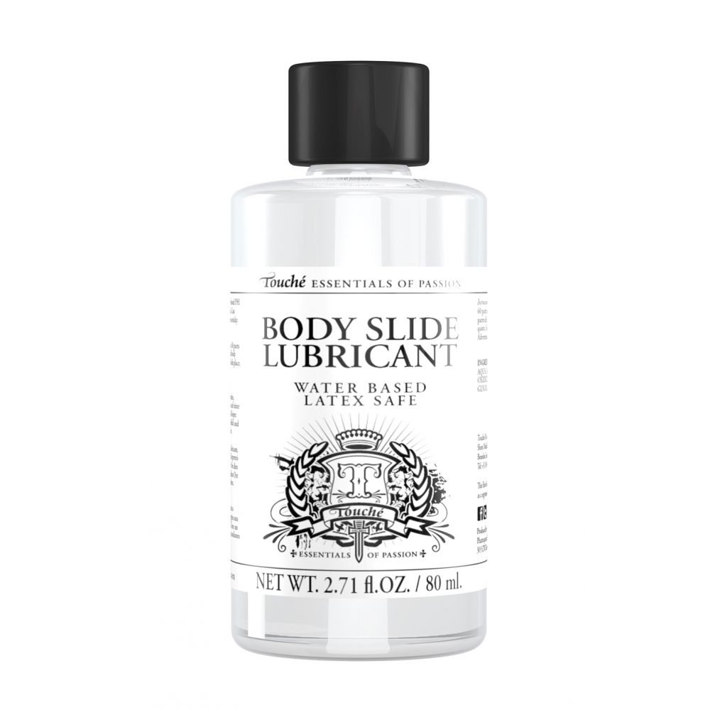 Kit pour Massage Nuru Body Slide Deluxe