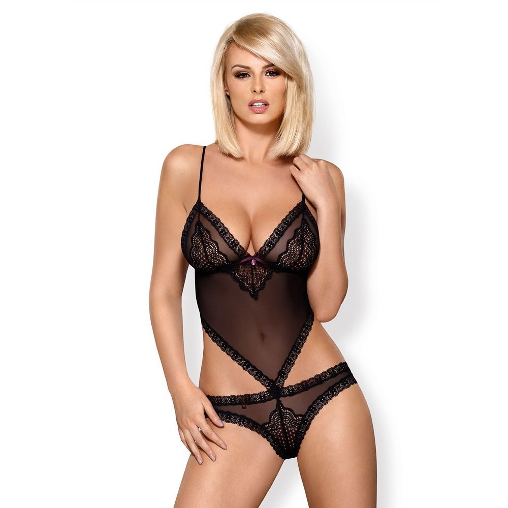 Body 820-TED-1 Noir