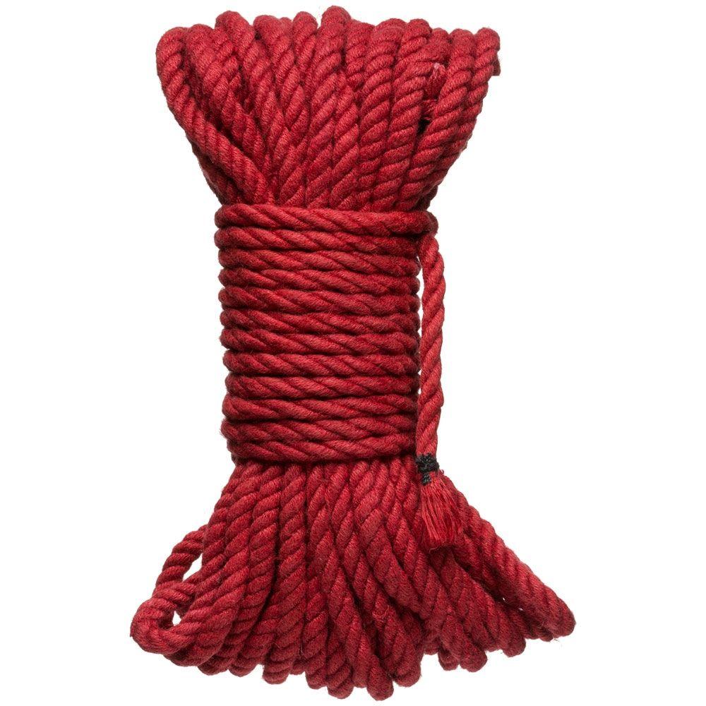 Corde Bondage en Chanvre Hogtied Bind & Tie 9 m