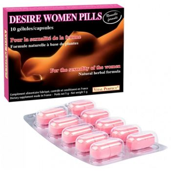 Desire Women Pills 10 Gélules