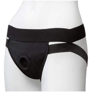 Culotte Harnais Vac-U-Lock Platinum Panty Harness Dual Strap