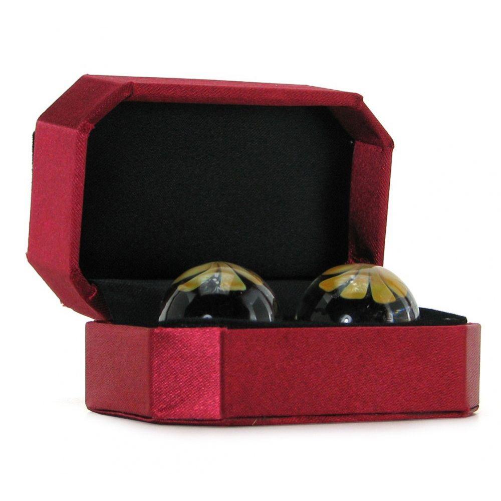 Boules de Geisha en Verre CYBERGlass BEN WA Balls